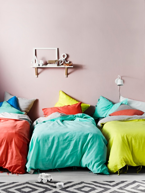 Masion Quilt Cover Single