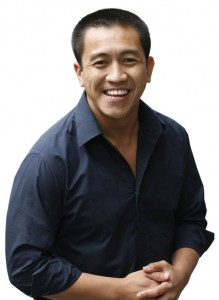 We're huge fans of Anh Do, one of Australia's most loved celebs!