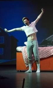 Charlie Smith as 'Big' Josh