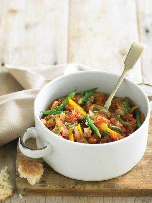 italian-style beef and bean stew