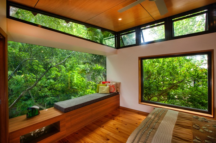 Cawley Treehouse by C4 Architects, Photo Peter Hoare