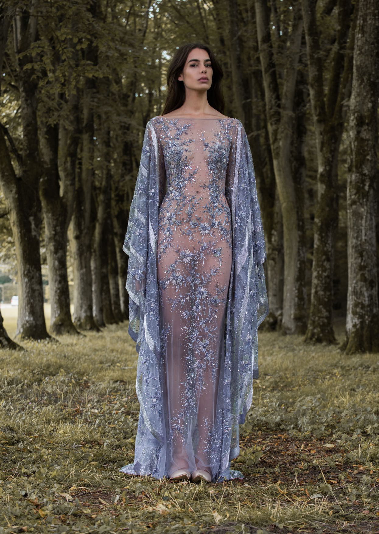 Look Book Paolo Sebastian Gilded Wings AW16-17-7