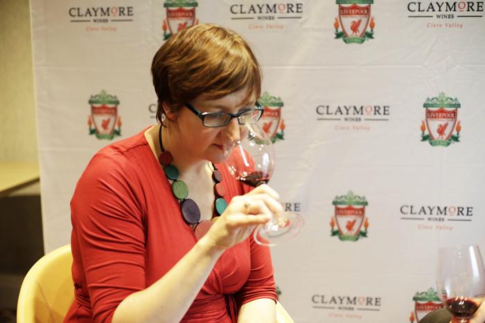 Claymore Wines Managing Director Carissa Major